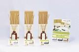 【導入セット】arome recolte アロマレコルト ディフューザー3種フルセット(テスター・POP付) 日本製