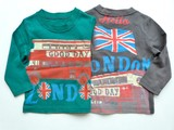 【2016AW新作】【RUSTIC FACTORY】LONDON BUS Tシャツ