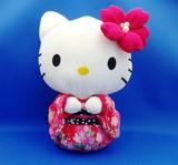 【キティ】こんにちはKTヌイグルミ着物L PK(ピンク)(インバウンド/お土産)