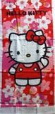 【キティ】こんにちはKT和タオル立ち桜(インバウンド/お土産)