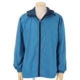 【16秋物入荷】 男女兼用で良く売れてます。裏メッシュフード付きジャケット