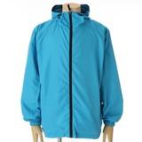【17春再入荷】 男女兼用で良く売れてます。裏メッシュフード付きジャケット