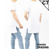 【予約販売】【OPEN特価】(9月上旬納品)ストリート系ロングTシャツ<大きいサイズ>