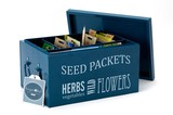 【SALE】Burgon & Ball(バーゴン&ボール)Seed Packet Organiser<収納ボックス>【2色展開】