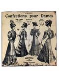 ウッドボード(Confections pour Dames)【28654】