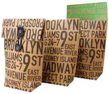 Gift Bag Brooklyn Present Gift Wrapping Package Bag