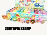 ズートピアの安ーいスタンプ♪【ZOOTOPIA STAMP】