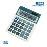 MILAN カリキュレーター 40925 電卓 12桁表示 ミラン 計算機