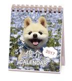 【2017カレンダー】俊介 週めくりミニ