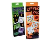 ★ちょっとかわいい保存用袋★ZIPPER BAG HALLOWEEN【ジッパーバッグ】