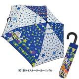 再入荷!ディズニー 折畳傘 「トイストーリーカーニバル」!持ち手付きの大人気折畳傘!