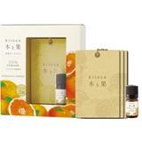 天然精油100%使用のインテリアオーナメント【木と果消臭オーナメント】4種の香り 日本製