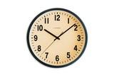 壁掛け時計 PUBLIC CLOCK ネイビー