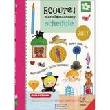 【■ECOUTE!】 E.B6スケジュール帳2017 二コラとケイト