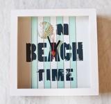 《在庫一掃SALE!》Beach 時計