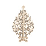 【先行受注】ウインドピクチャー クリスマスツリー