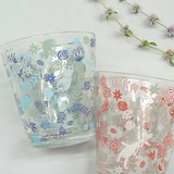 【MOOMIN FLOWER TRAIL】ガラス食器