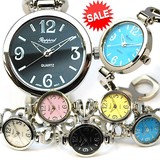 【在庫処分SALE】サークルフェイスのバングルウォッチ レディース 腕時計 ファッションウォッチ