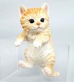 【2月21日から28日まで10%分引きセール!】【レジン製  ハンギングベビーキャット】3種 ネコ雑貨