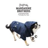 SUNNY DAY MOUNTAIN PARKA / サニーデイマウンテンパーカー NAVY 犬服 ドッグウェア