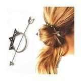 マジェステ 髪留め 髪飾り かんざし風 ヘアアクセサリー  Q016