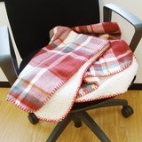 Flannel 3WAY Blanket