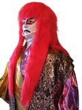 1 Pc Wig Headgear Lion Long Halloween