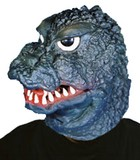 Mask Headgear Godzilia Halloween