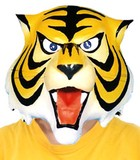 Mask Headgear Tiger Mask Halloween