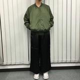 【2016AW新作】中綿無しMA-1ブルゾン