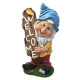 ★歳末SALE特価★【新商品】ワクワク楽しい!YTS雑貨|WELCOME ガーデンオブジェ 7人の小人BL