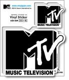 LCS-334/MTVビニールステッカー01
