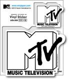 LCS-335/MTVビニールステッカー02