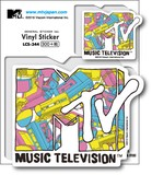 LCS-344/MTVビニールステッカー11