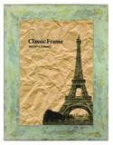 インテリアアート【アートフレーム】Classic Wide Frame