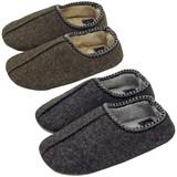 【Knit slippers】ニットスリッパ ネップ(M)