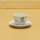 高山寺 鳥獣戯画 デミタスC/S 呉