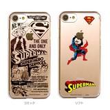 カスタムカバー iPhone 7 スーパーマン