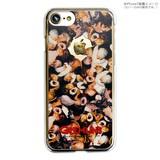カスタムカバー iPhone 7 グレムリン(ぎっしり)