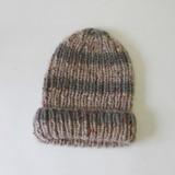 【SALE】【秋冬新作】[ニット帽]ラムル ボーダー CAP