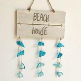 Beach House シーグラスハンガー