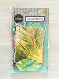 トロピカルTag & Pocketセット