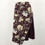 【秋冬新作】【予約販売】サイドフレアアシメスカート