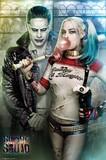 スーサイド・スクワッド ポスター Joker And Harley Quinn 2322 Suicide Squad