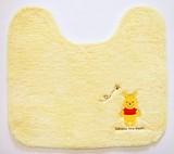 ハニー トイレマット 55×63cm<初回購入1万円以上で送料無料>