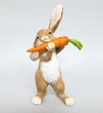 【3月21日から31日まで10%分引きセール!】【レジン製 ラビット】フルート ウサギ雑貨