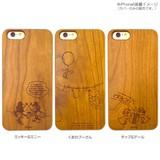 木製iPhone 6s/6ケース ディズニー