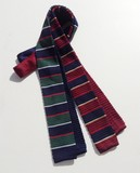 4COLCLASSIC KNIT TIE/フォーカラークラシックニットタイ