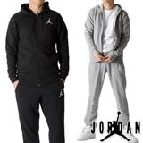 JORDAN 【 ジョーダン 】 スウェット ジップパーカー セットアップ (全2色)