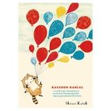 【2016新作】 ラスカル balloons A5ノートブック